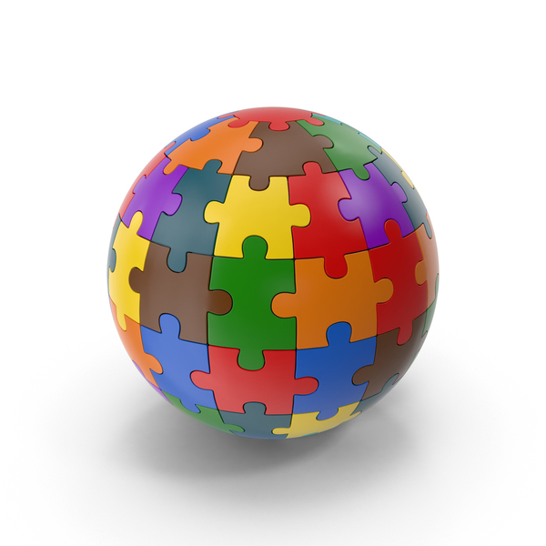 Sphere Puzzle PNG & PSD Images