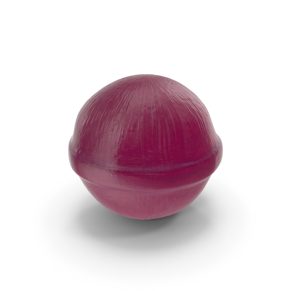 Spherical Hard Candy Purple PNG & PSD Images