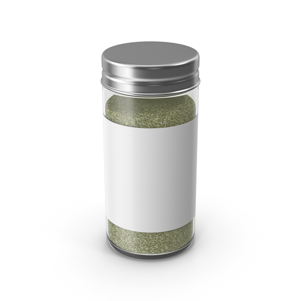 Spice Jar Green PNG & PSD Images