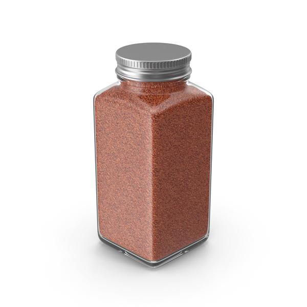Spice Jar No Label PNG & PSD Images