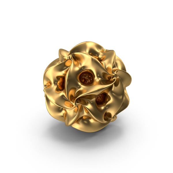 General Decor: Spidron Polyhedral Ball PNG & PSD Images