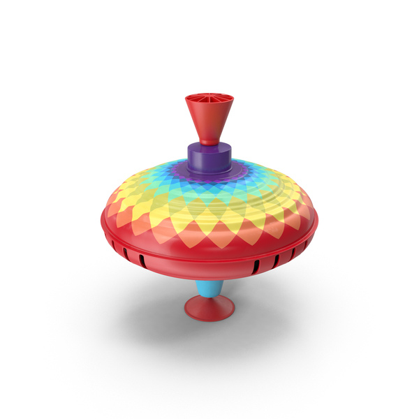 Spinning Top Object