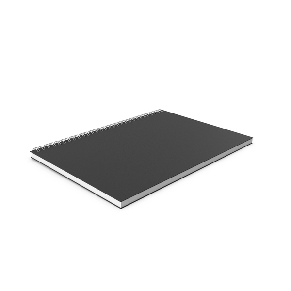 Spiral Notepad PNG & PSD Images