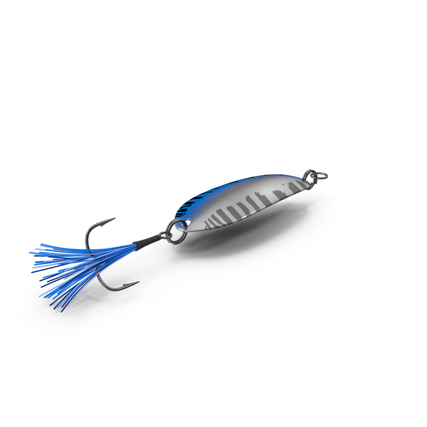 Fishing: Spoon Lure PNG & PSD Images