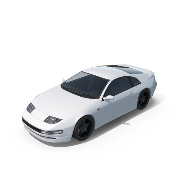 Sports: Sport Car White PNG & PSD Images