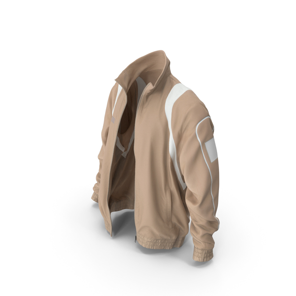 Sport Jacket Base Beige PNG & PSD Images