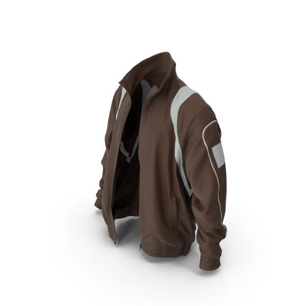 Sport Jacket Base Brown PNG & PSD Images