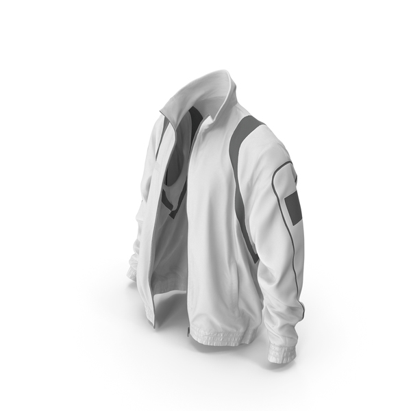Sport Jacket Base White PNG & PSD Images