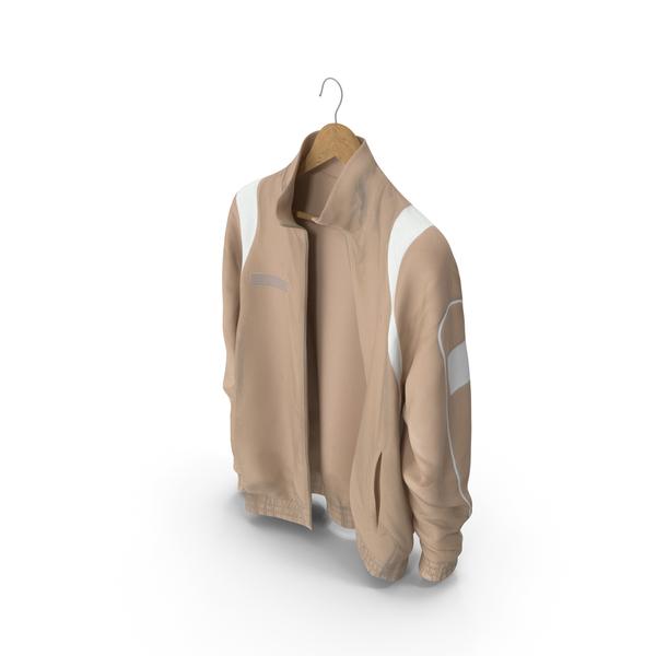 Sport Jacket Beige PNG & PSD Images