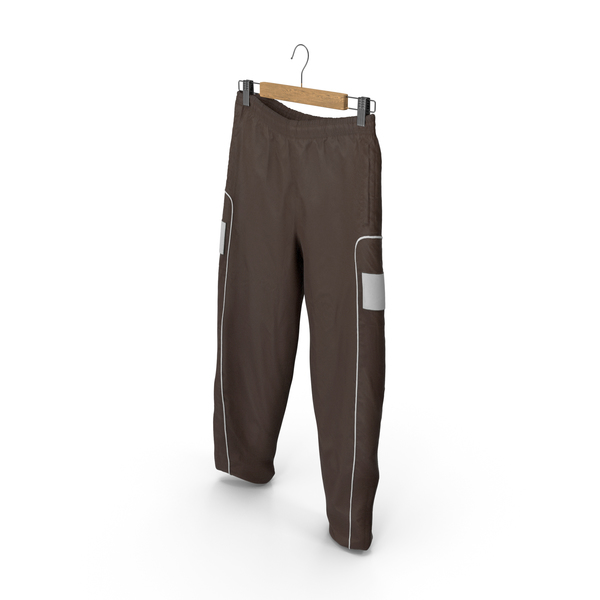 Sport Pants Brown PNG & PSD Images