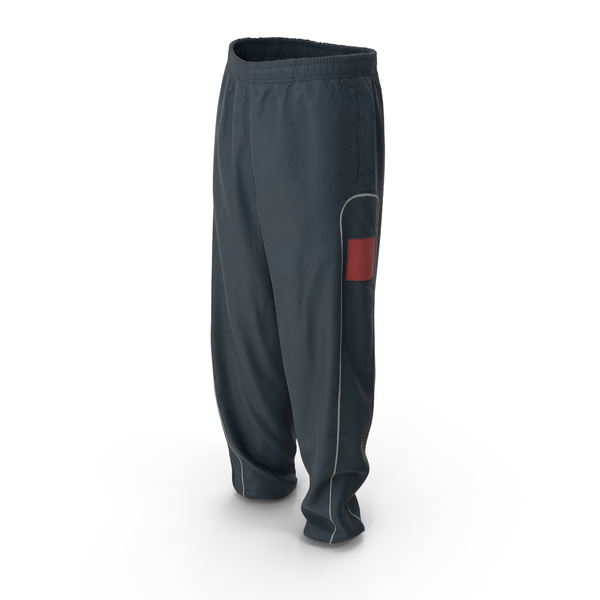 Sport Pants Dark Blue PNG & PSD Images