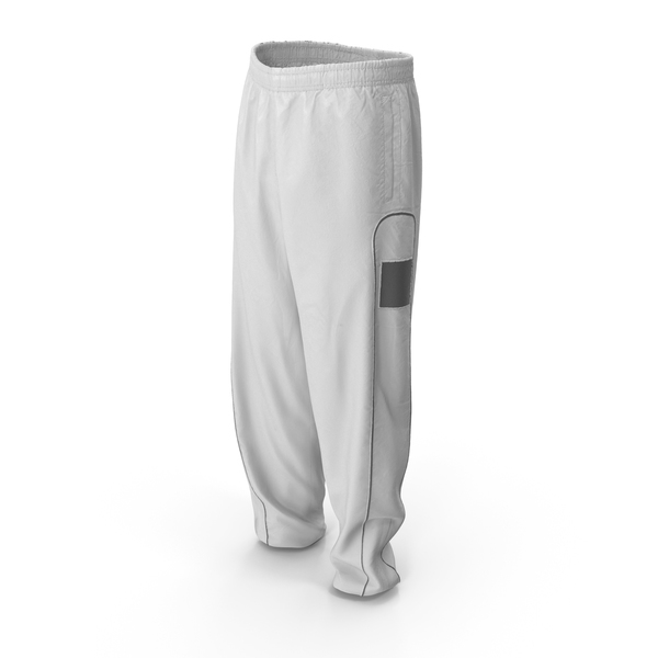 Sport Pants White PNG & PSD Images