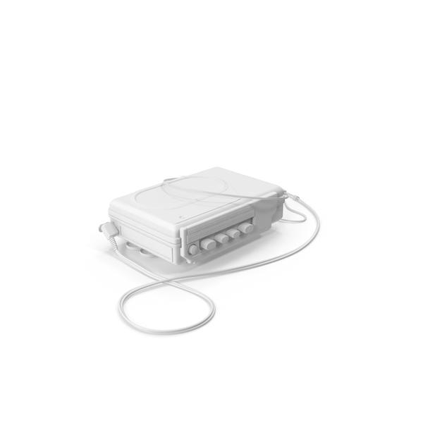 Sport Walkman (80's) Object