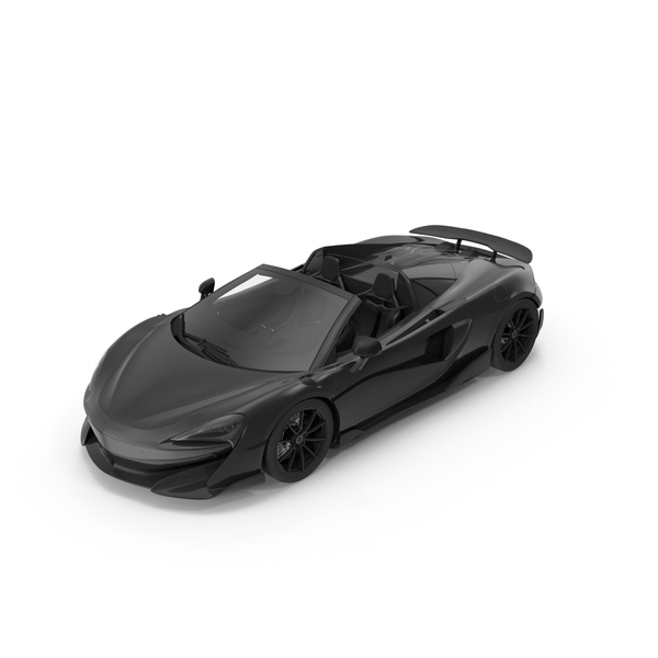 Sports Car Black PNG & PSD Images
