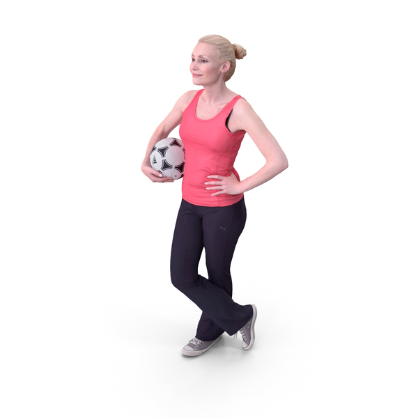 Sports Woman PNG & PSD Images