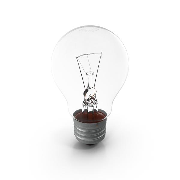 Incandescent: Spot Light Bulb PNG & PSD Images