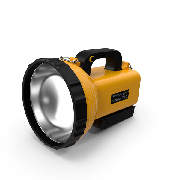 Spotlight Flashlight Object