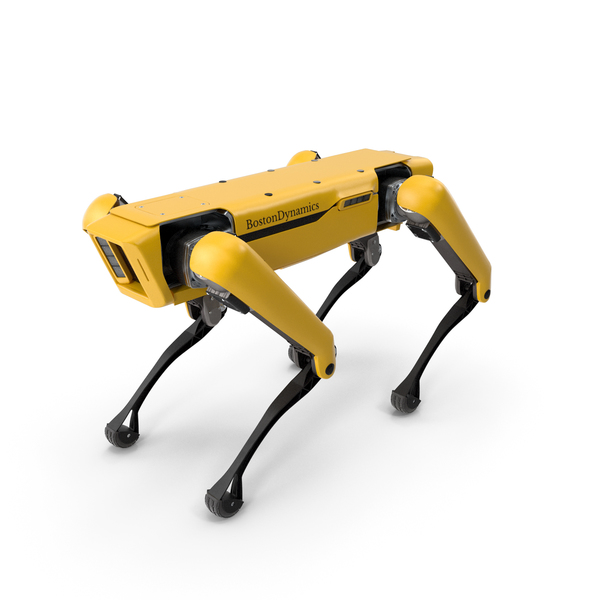 SpotMini Boston Dynamics Robot PNG & PSD Images