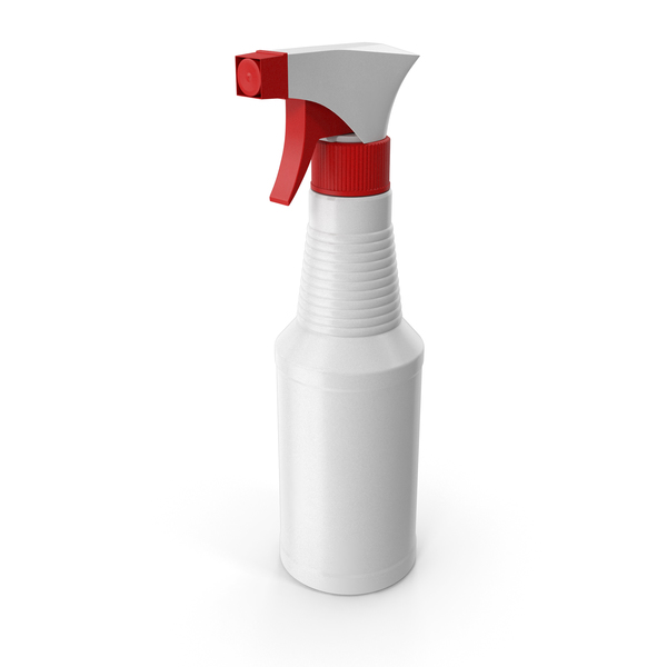Spray Bottle for Cleaning PNG & PSD Images