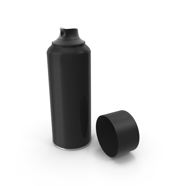 Aerosol: Spray Can PNG & PSD Images
