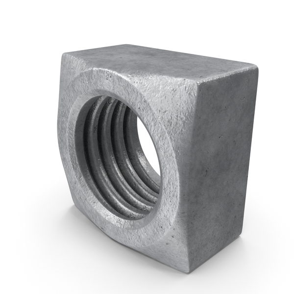 Square Nut PNG & PSD Images