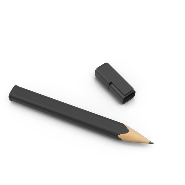 Square Pencil Object