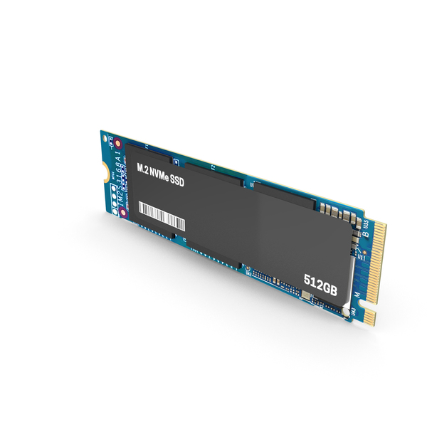 SSD M.2 Hard Disk PNG & PSD Images