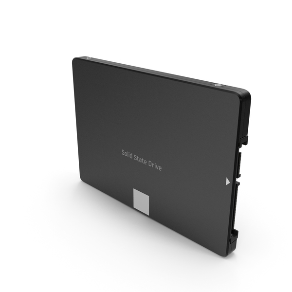 SSD Solid State Drive PNG & PSD Images