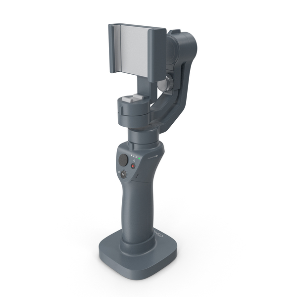 Camera Mount: Stabilizer for Mobile Phone Dji Osmo PNG & PSD Images