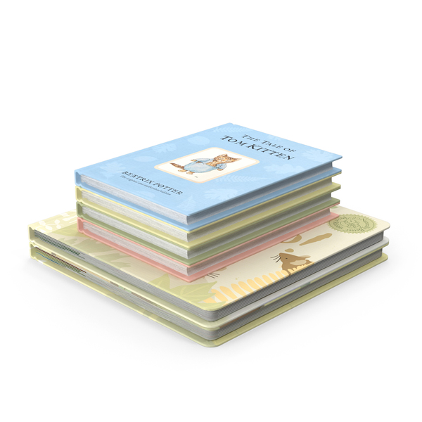 Stack of Books PNG & PSD Images