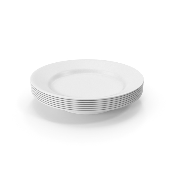 Stack Of Soup Plate PNG & PSD Images