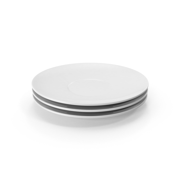 Stacked Dinner Plates PNG & PSD Images
