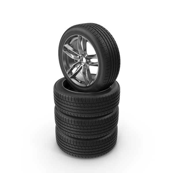 Car Tire: Stacked Tires PNG & PSD Images