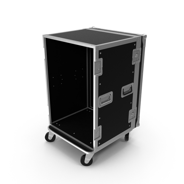 Music: Stage Flight Case PNG & PSD Images