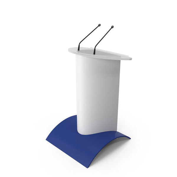 Stage Podium Object