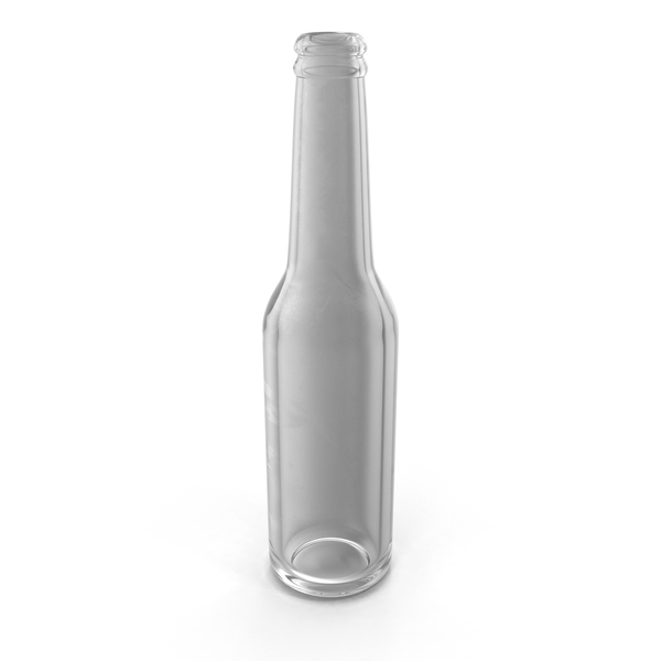 Beer: Stained Glass Bottle PNG & PSD Images