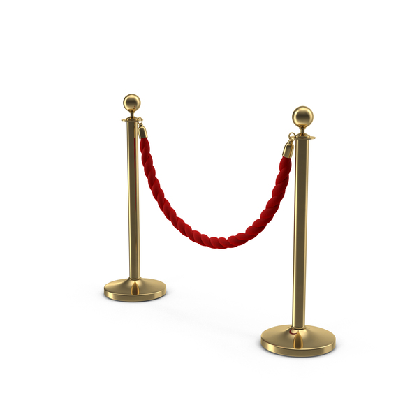 Stanchion Post Set PNG & PSD Images