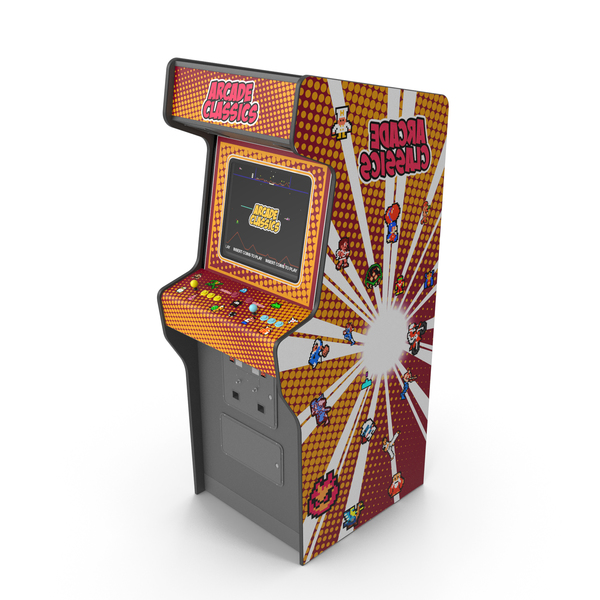 Games: Stand Up Arcade PNG & PSD Images