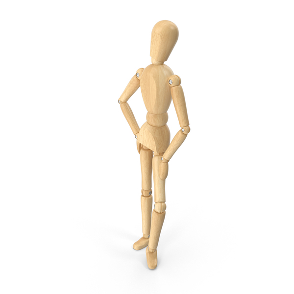 Art: Standing Mannequin PNG & PSD Images