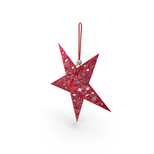 Star Ornament Object