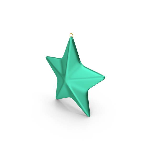 Christmas Ball: Star Ornament PNG & PSD Images