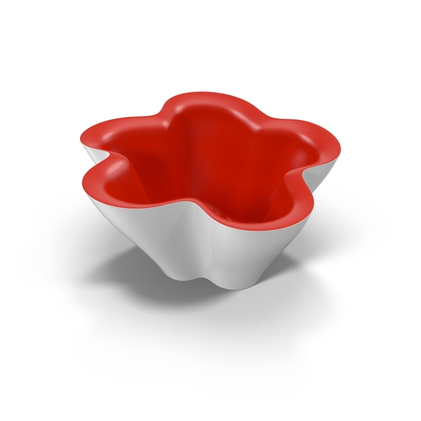 Star Shaped Bowl Object