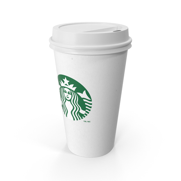Starbucks Cup Object