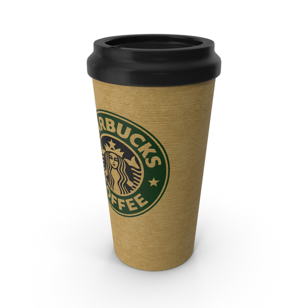 Coffee: Starbucks Paper Cup PNG & PSD Images