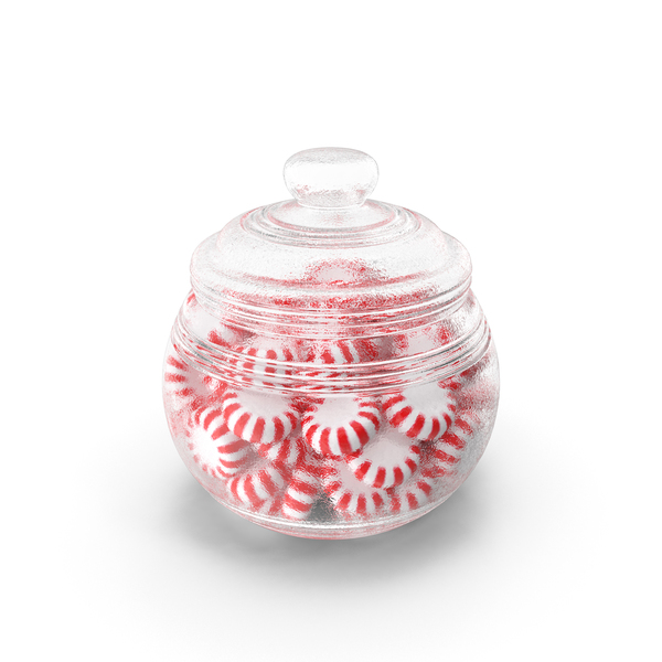 Starlight Candy in Jar PNG & PSD Images