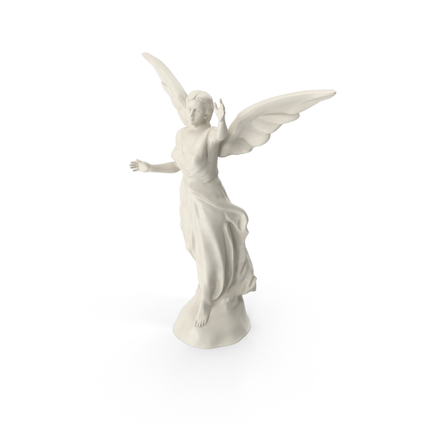 Statue of Angel PNG & PSD Images