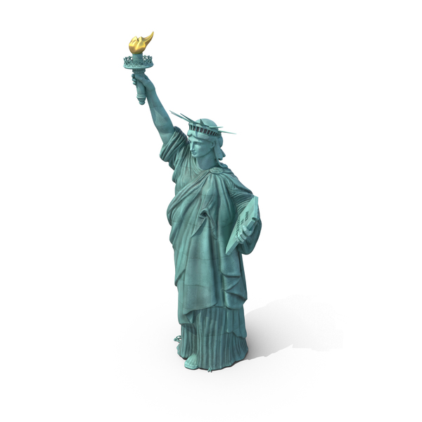 Statue of Liberty Object