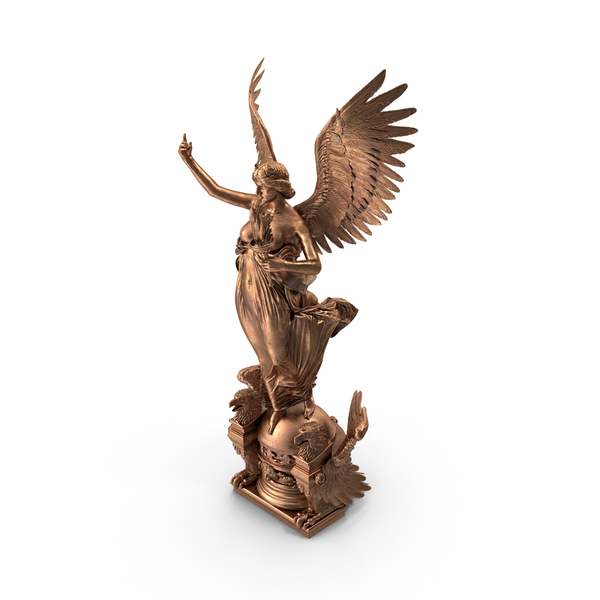 Statue of Victory PNG & PSD Images