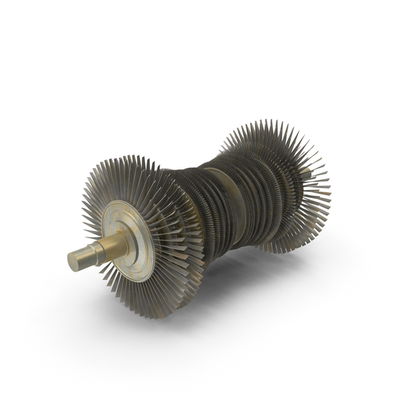 Steam Turbine PNG & PSD Images