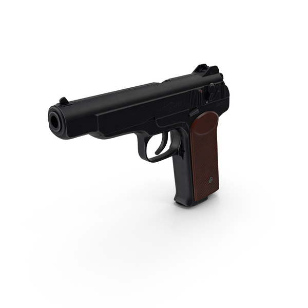 Semi Automatic: Stechkin Automatic Pistol APS Object